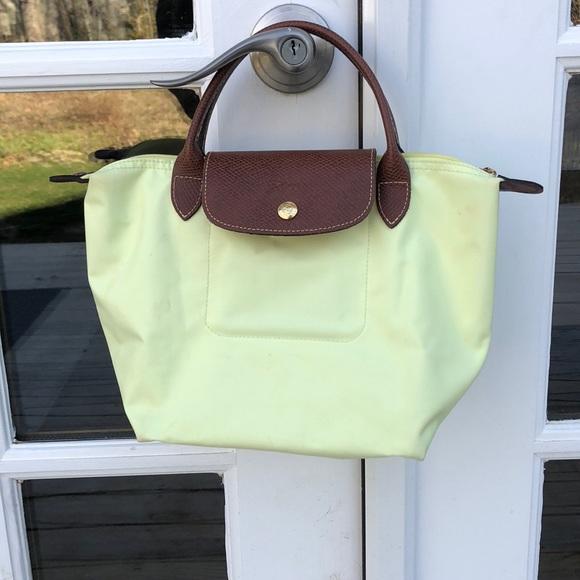 4076db5ac884 Longchamp Handbags - Long Champ 1948 mini tote